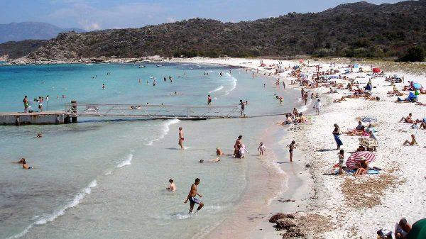 Plage, littoral et calanques en Corse