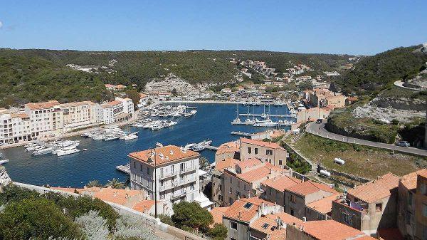 Villes et villages Corse